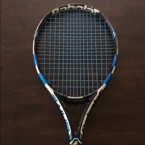2 Babolat tennis rackets for sale